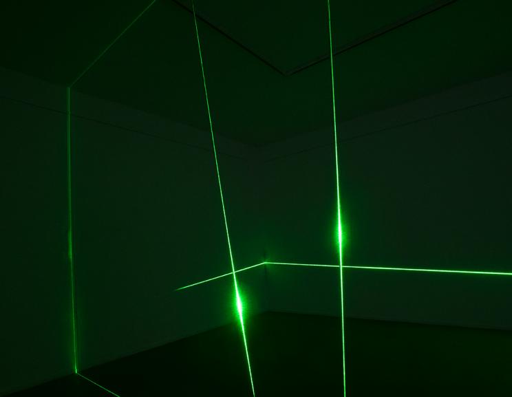 Laserinstallation Kleinsassen 03